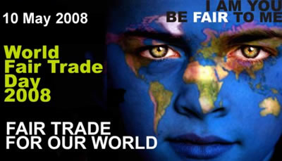 World Fairtrade Day 2008